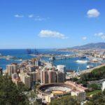 Paysage Voyage Malaga Espagne